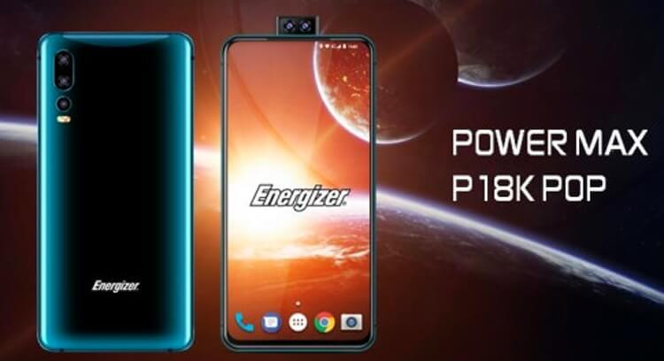 Power Max P18K Pop