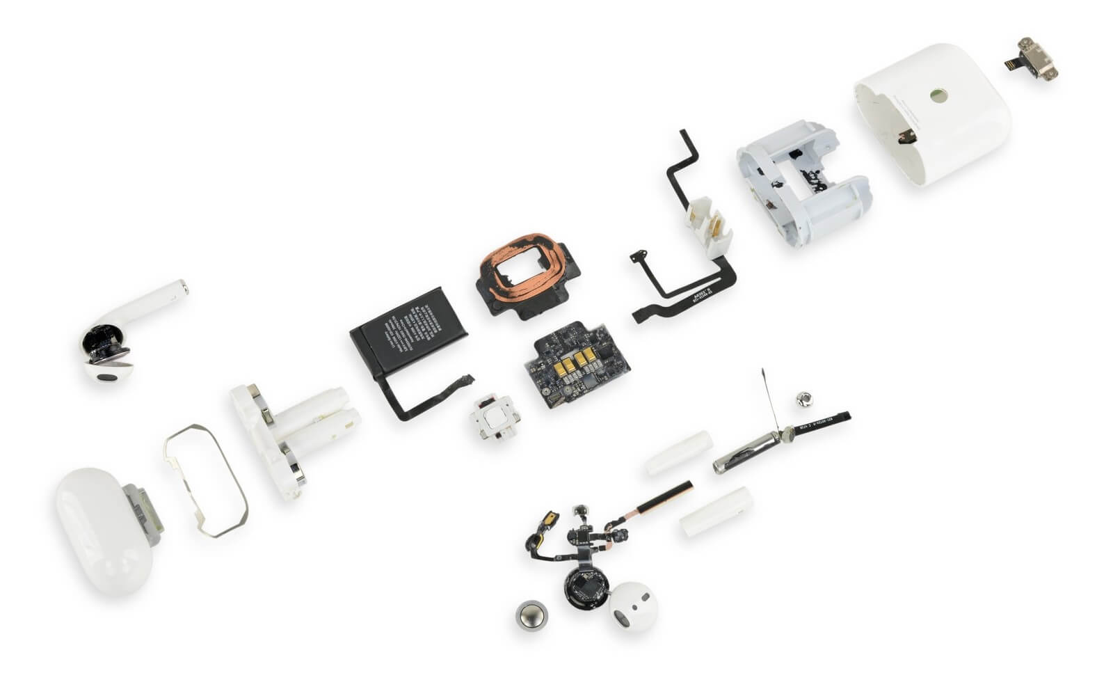 AirPods 2 Teardown