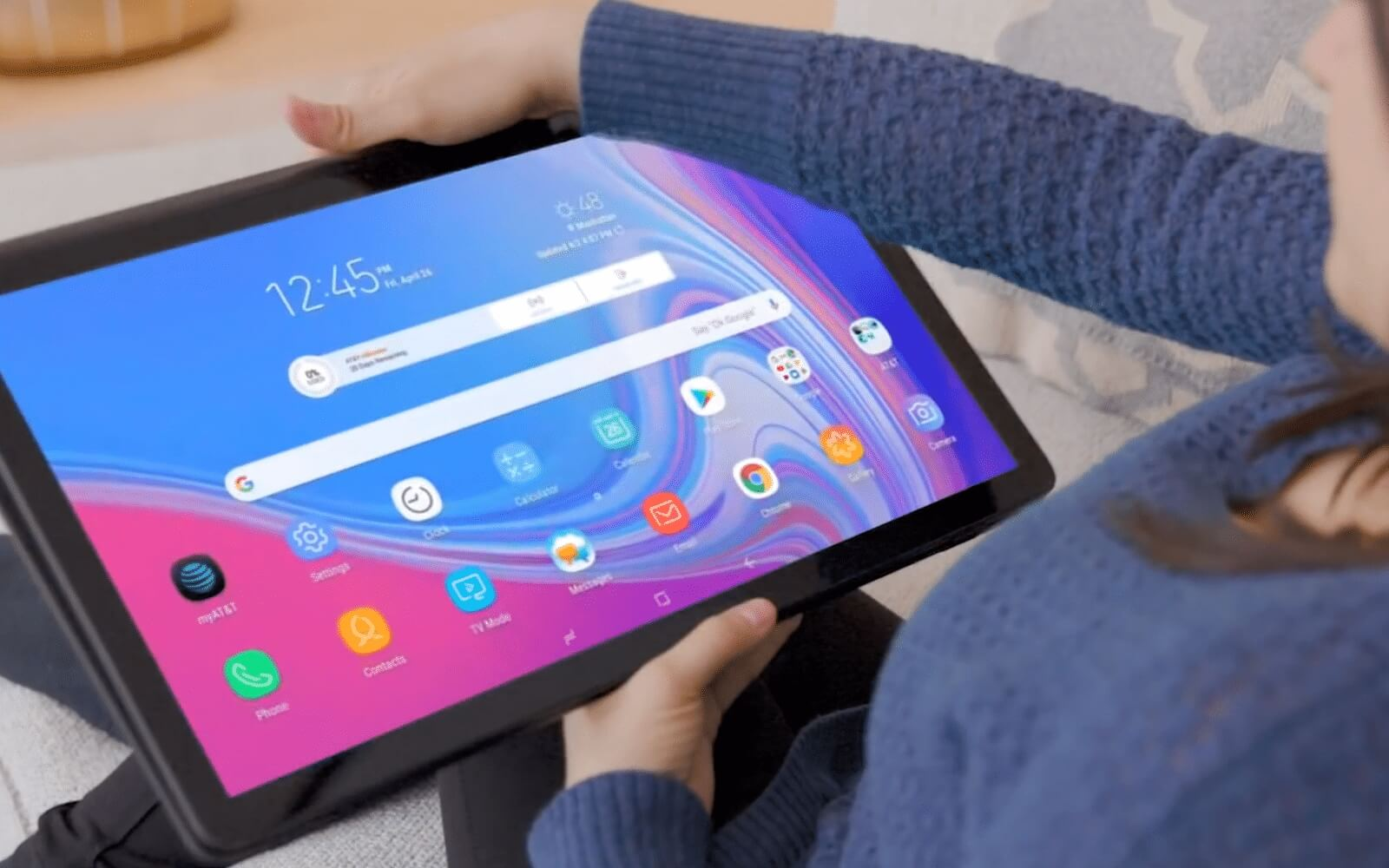 Samsung Galaxy View 2