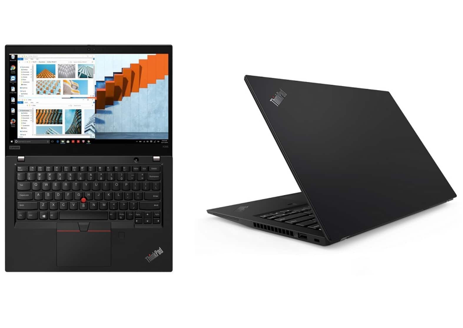 Lenovo ThinkPad T495, T495s и X395