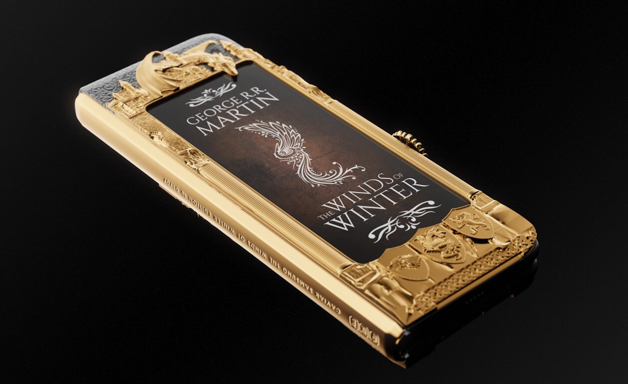 Samsung Galaxy Fold Game of Thrones Edition