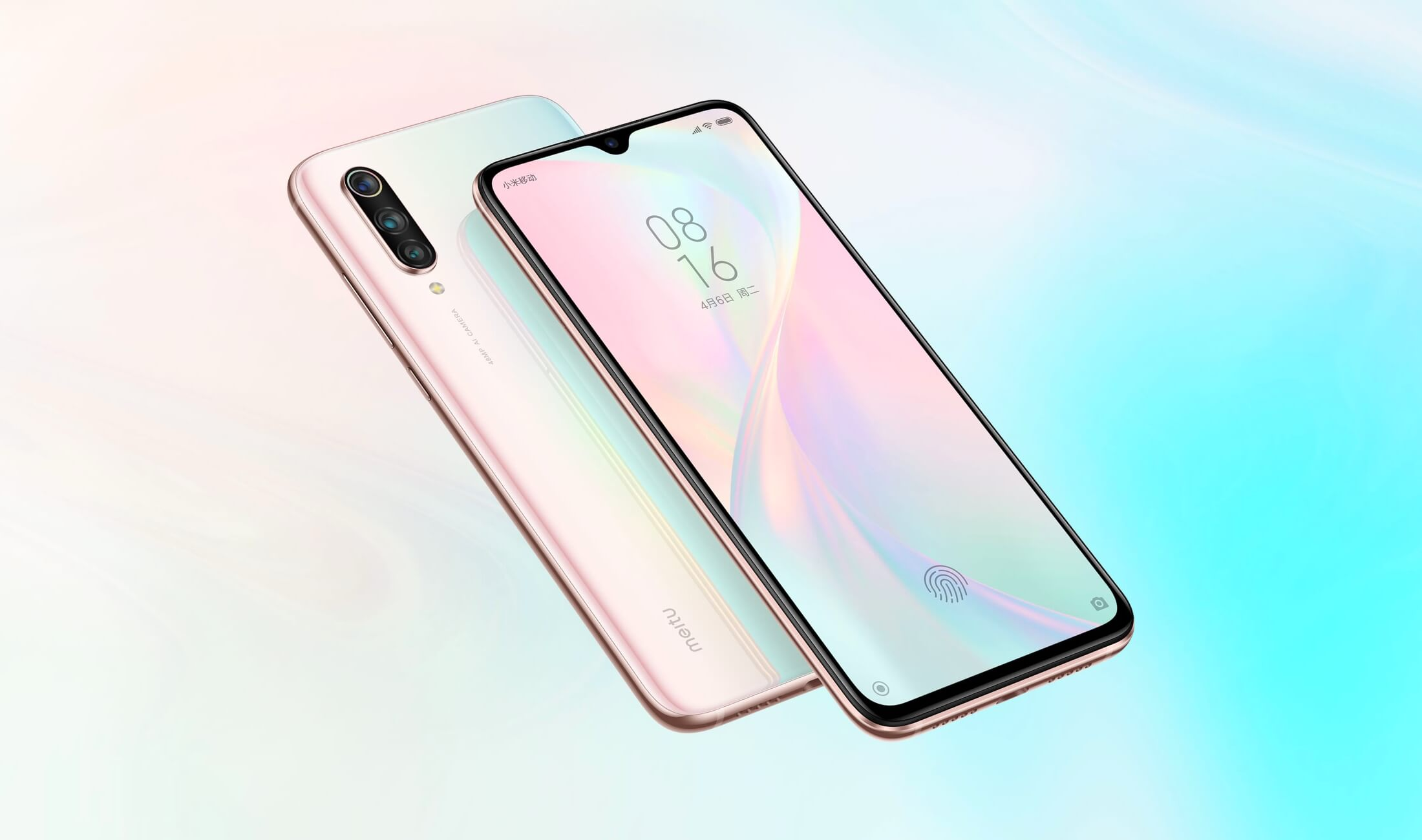 Xiaomi CC9 Meitu Custom Edition