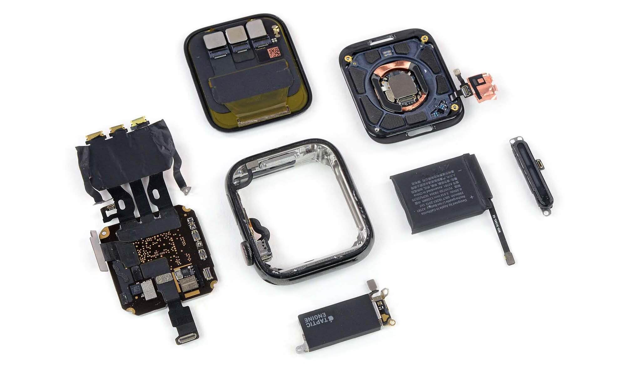 Apple Watch Series 5 iFixit