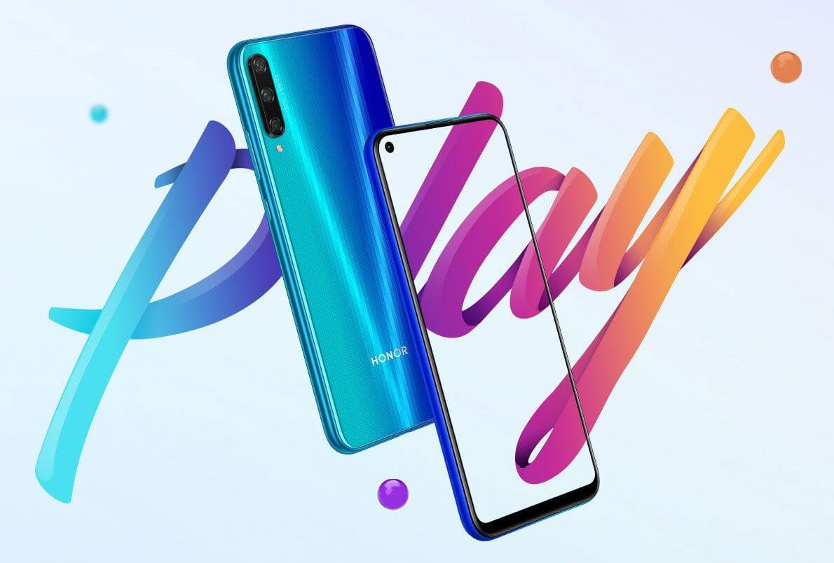 Honor Play 3