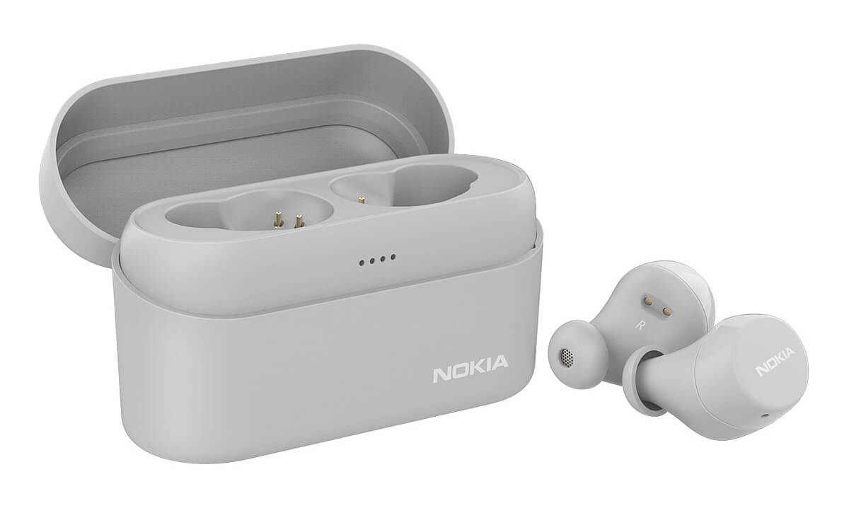 Nokia Power Earbuds Grey