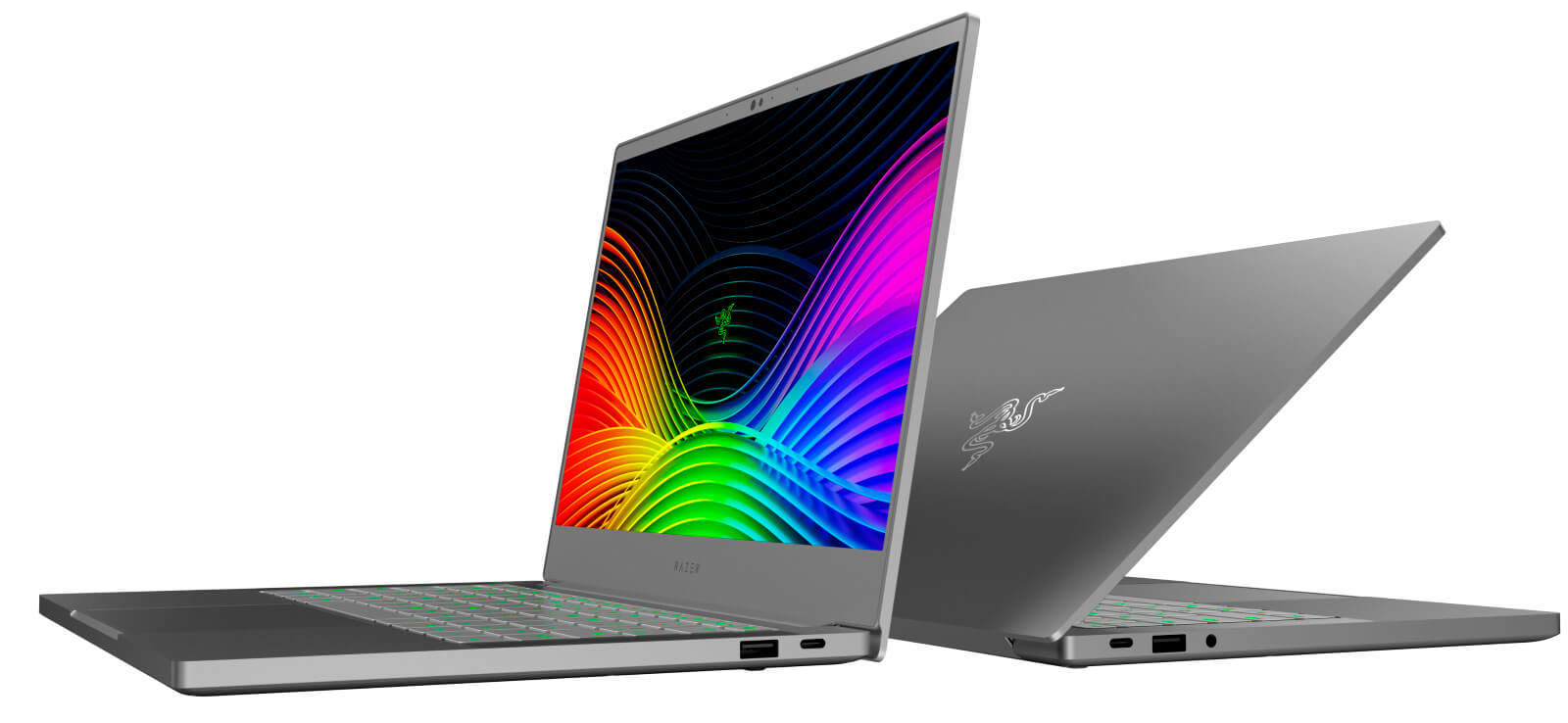 Razer Blade Stealth 13 (Mercury White)