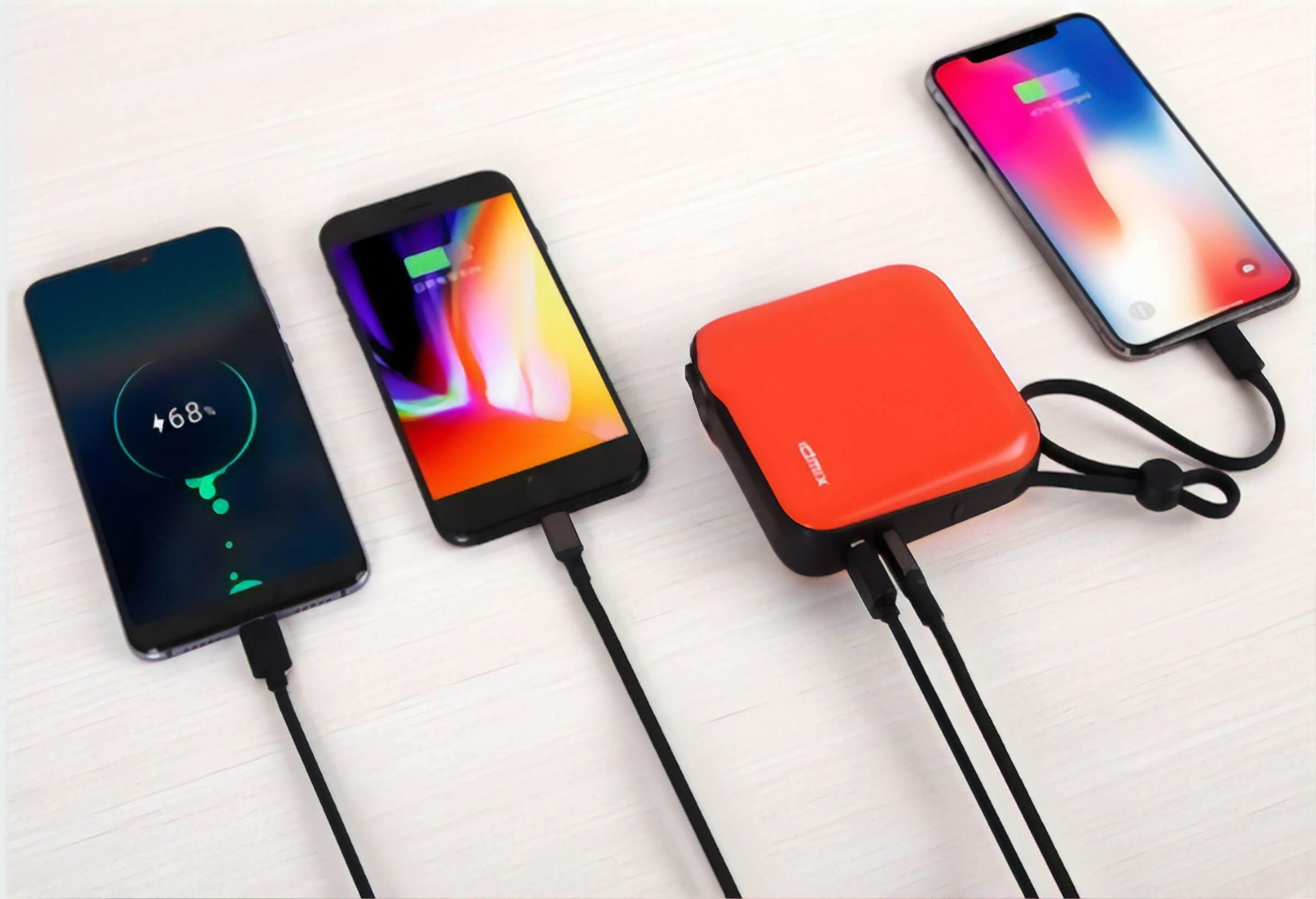 Xiaomi idmix Super Travel Charger