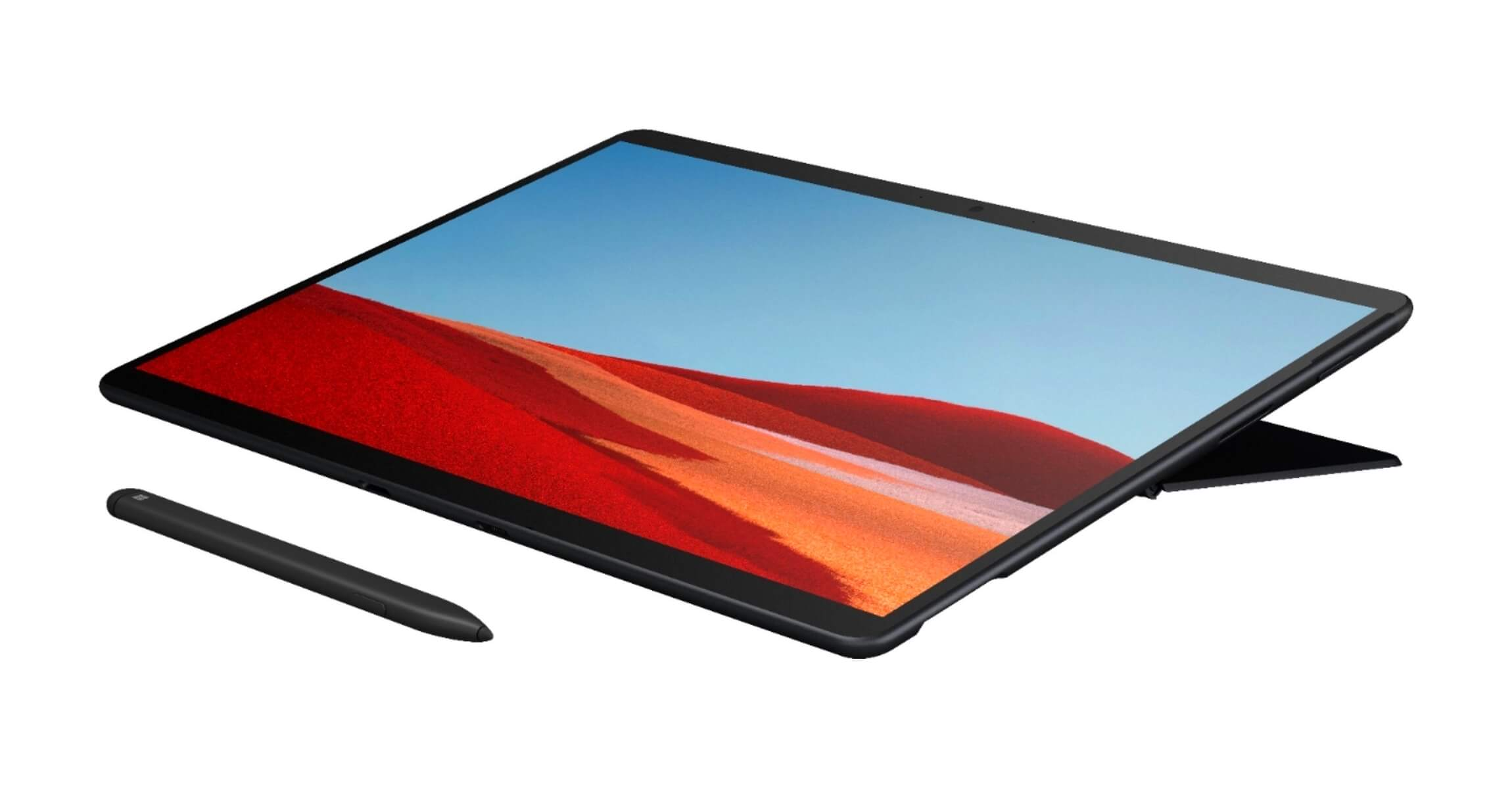 Microsoft Surface Pro X and Surface Pro 7