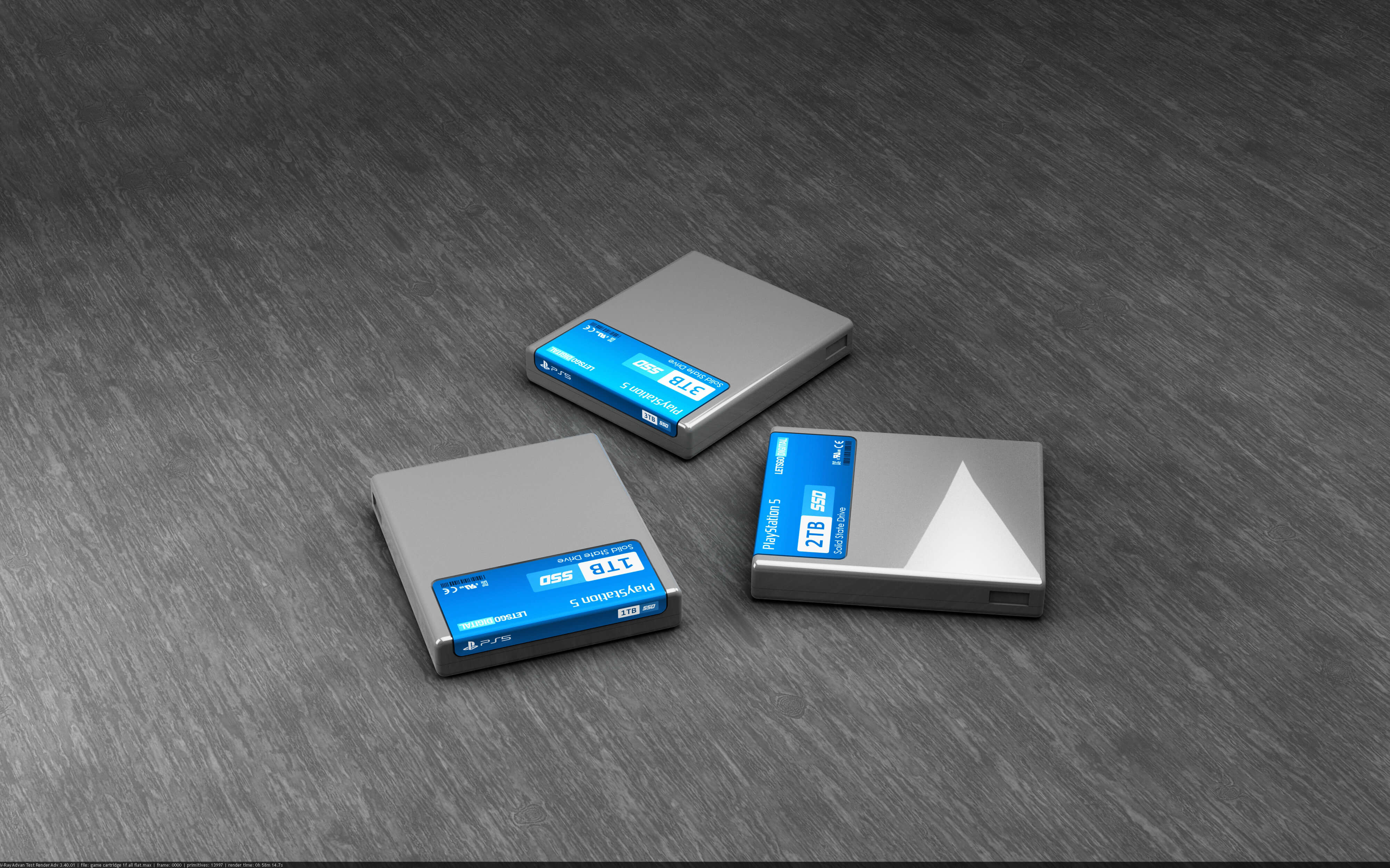PlayStation 5 SSD