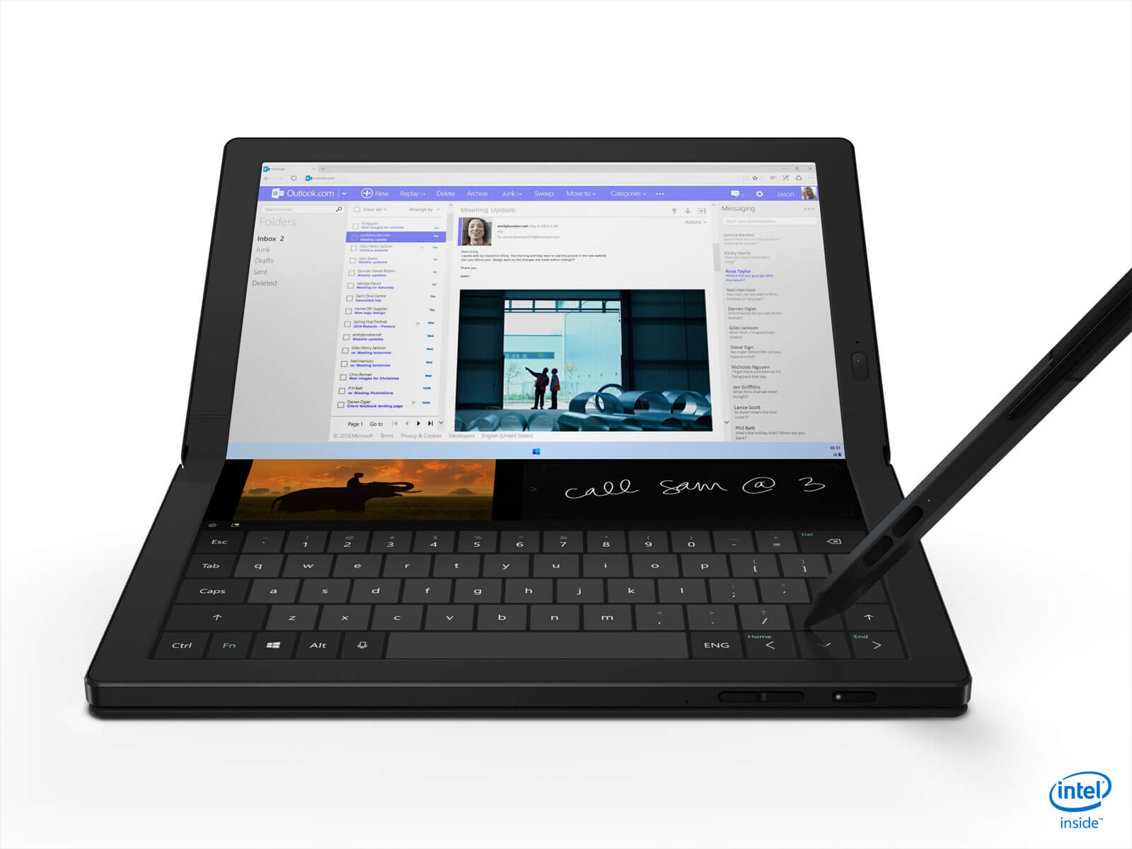 Lenovo ThinkPad X1 Fold