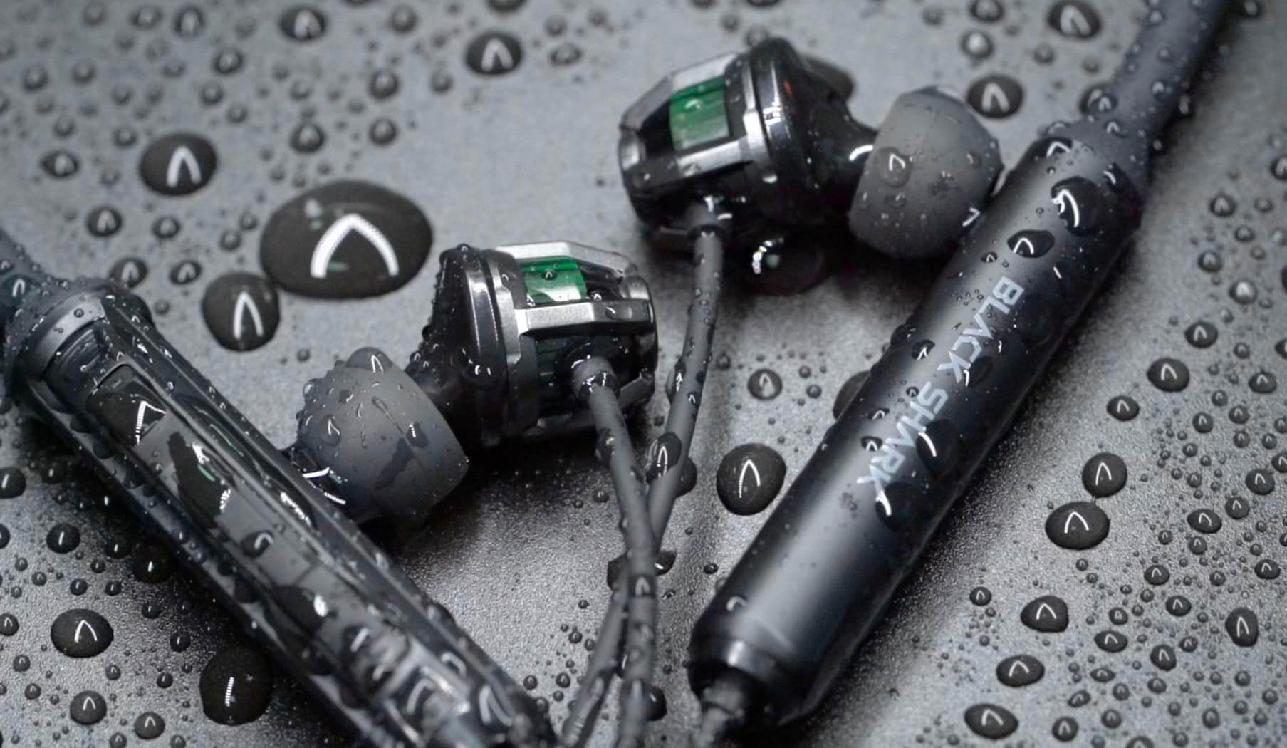 Black Shark Ophidian Gaming Earbuds
