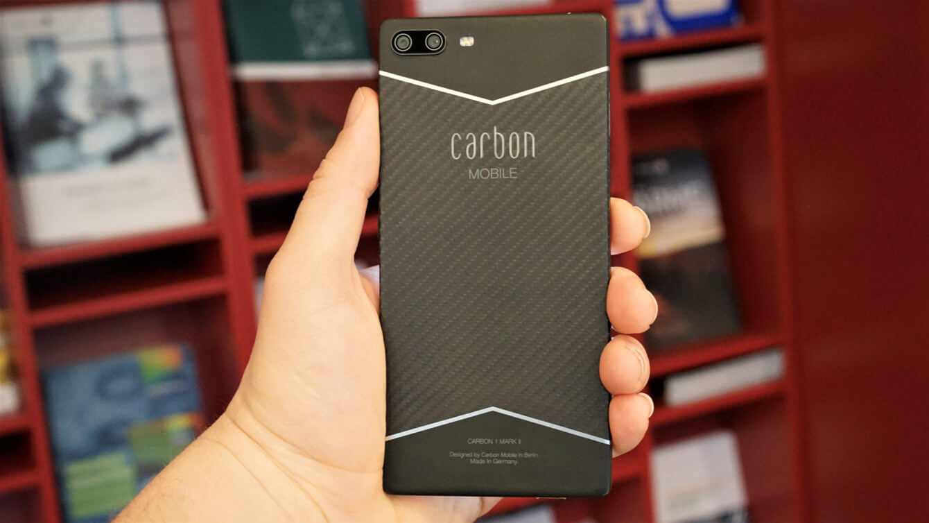 Carbon 1 Mark II