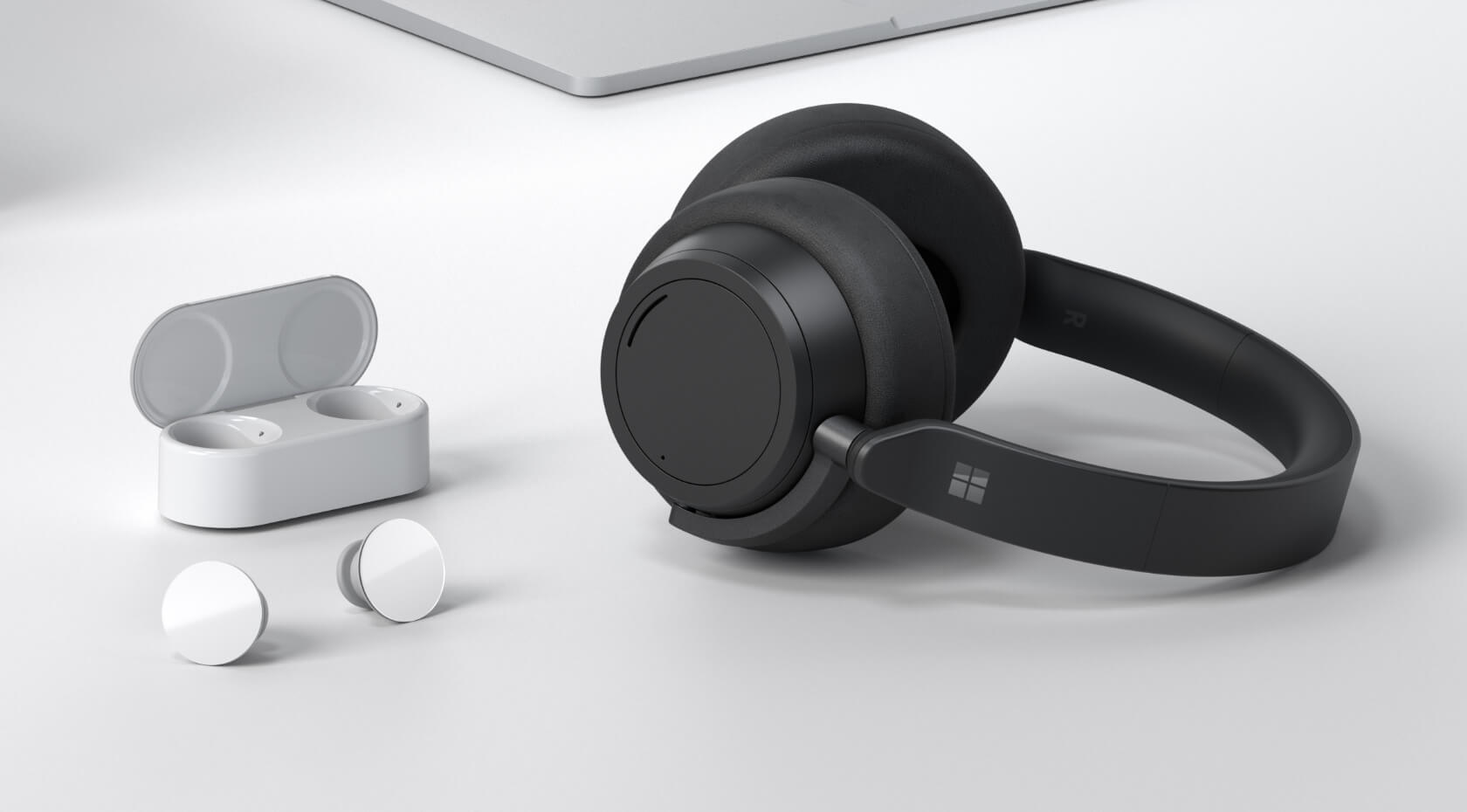 Surface Headphones 2 и Surface Earbuds