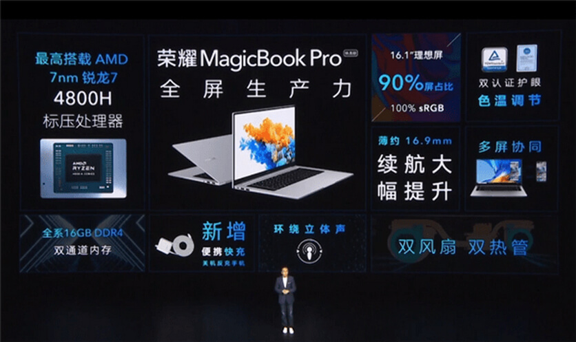 MagicBook Pro (2020)