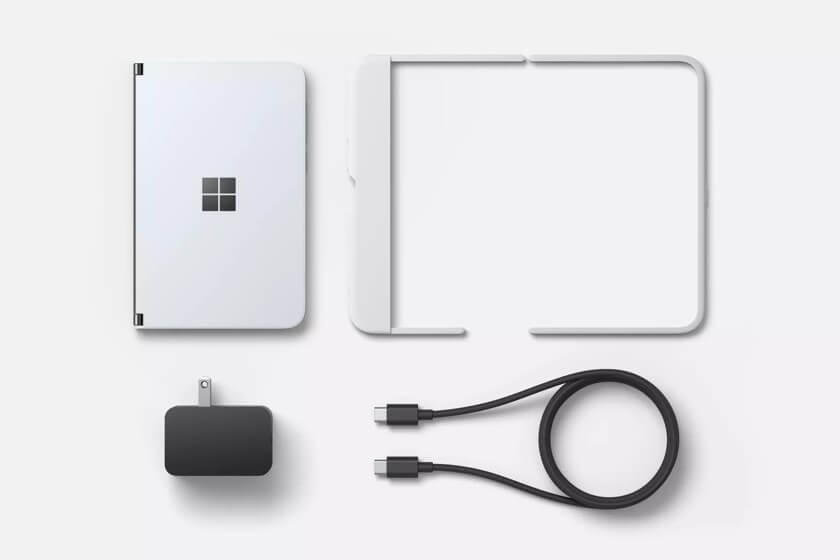 Surface Duo комплектация