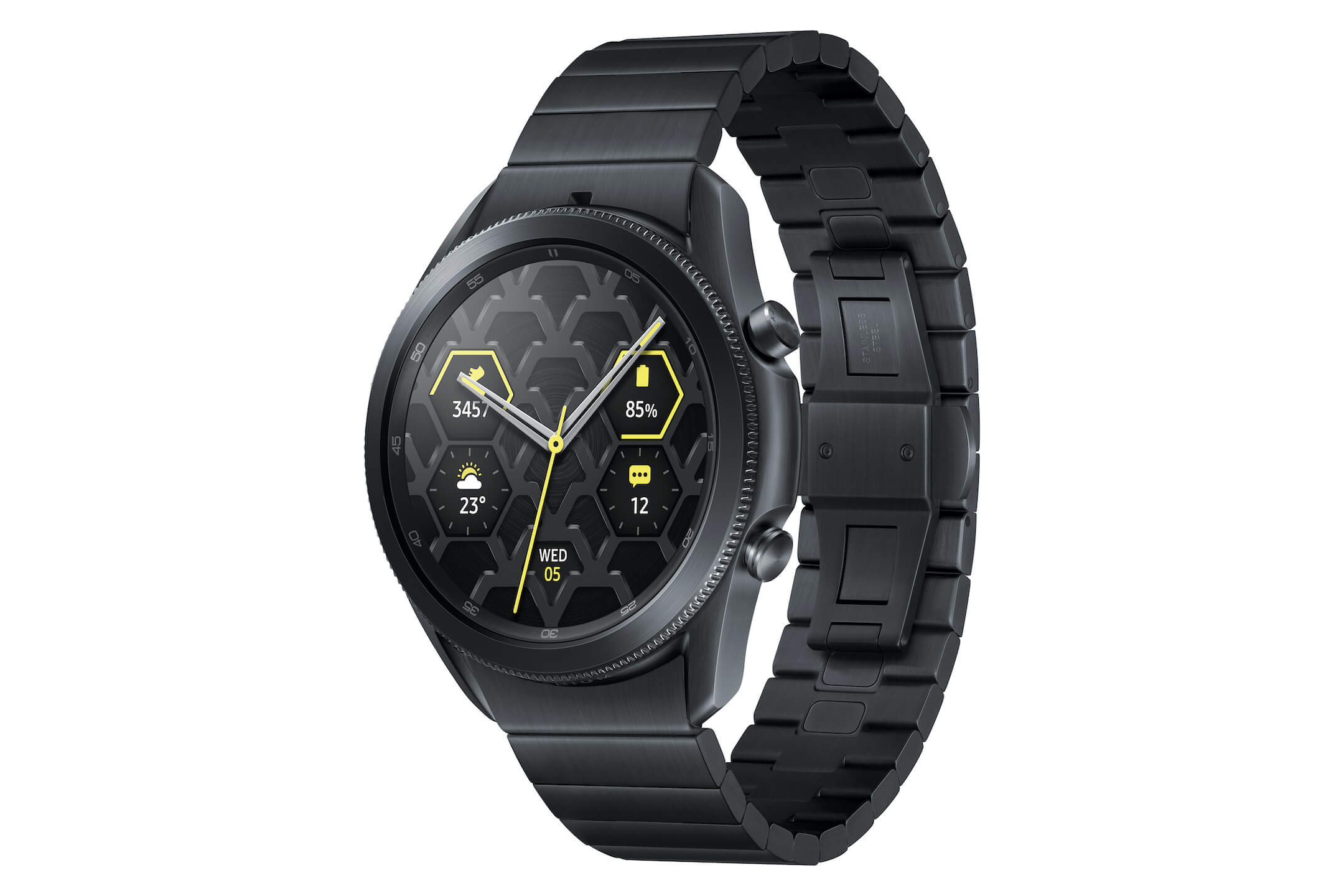Galaxy Watch 3 Titanium