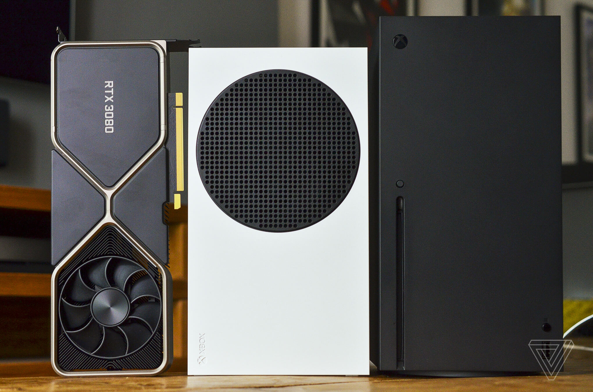 GeForce RTX 3080 and Xbox Series S