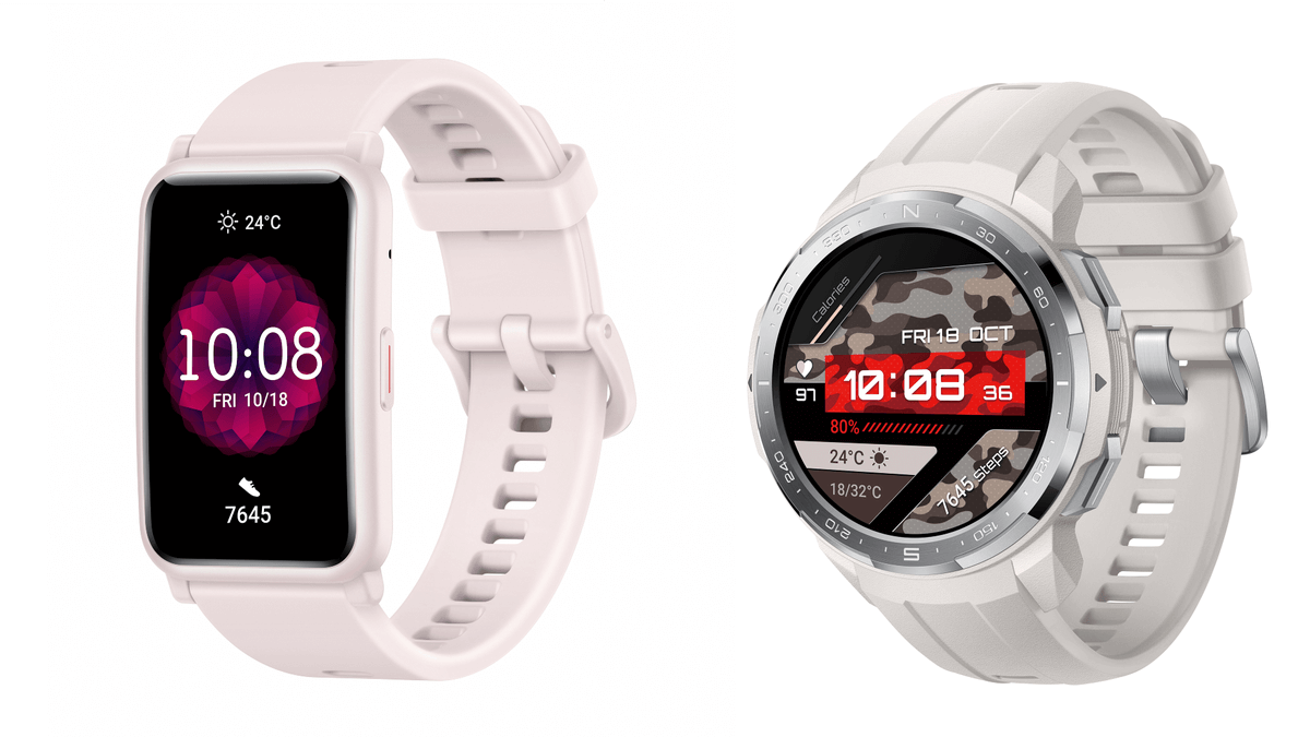 Honor Watch ES and Watch GS Pro