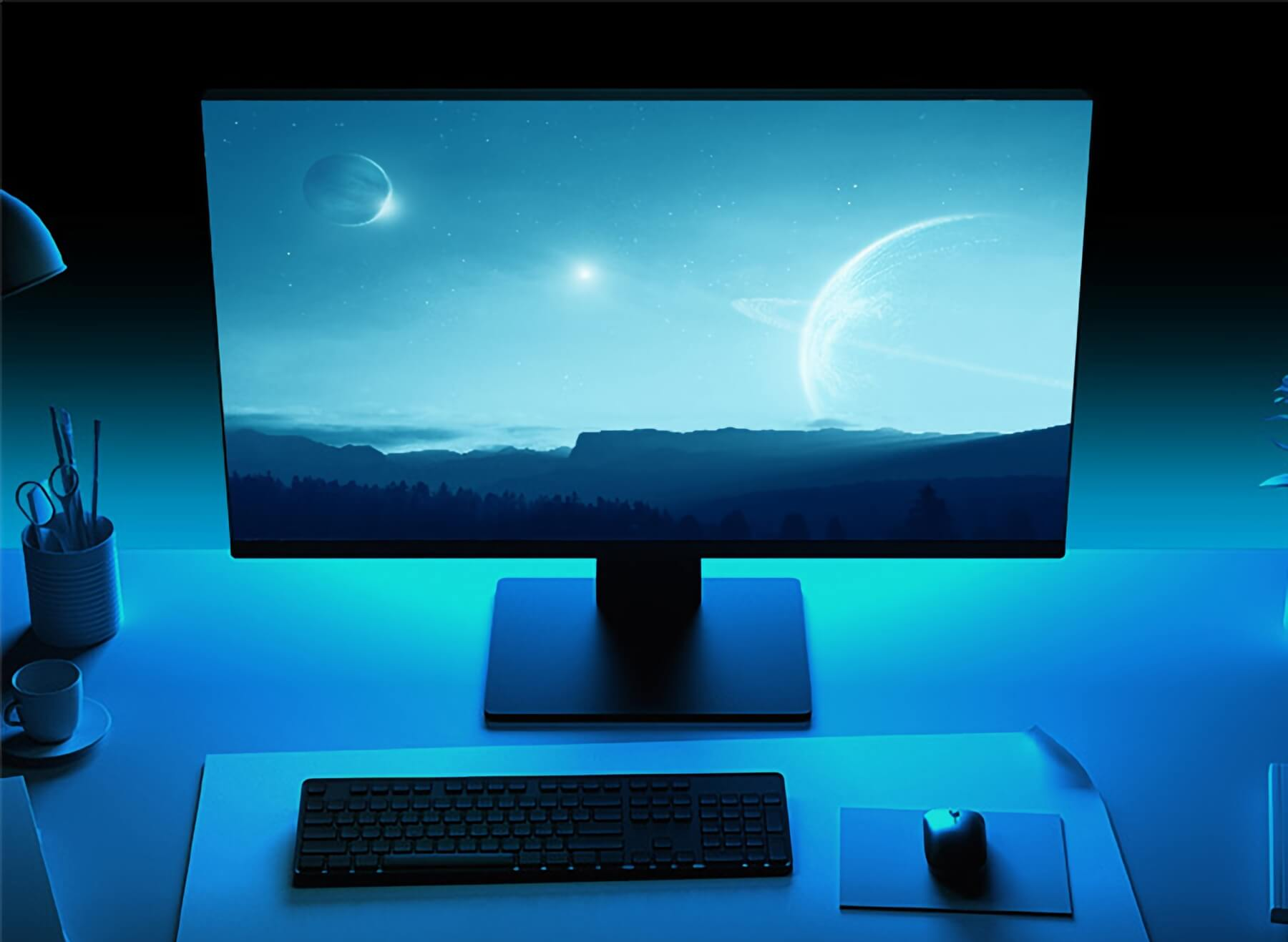 Fast LCD Monitor