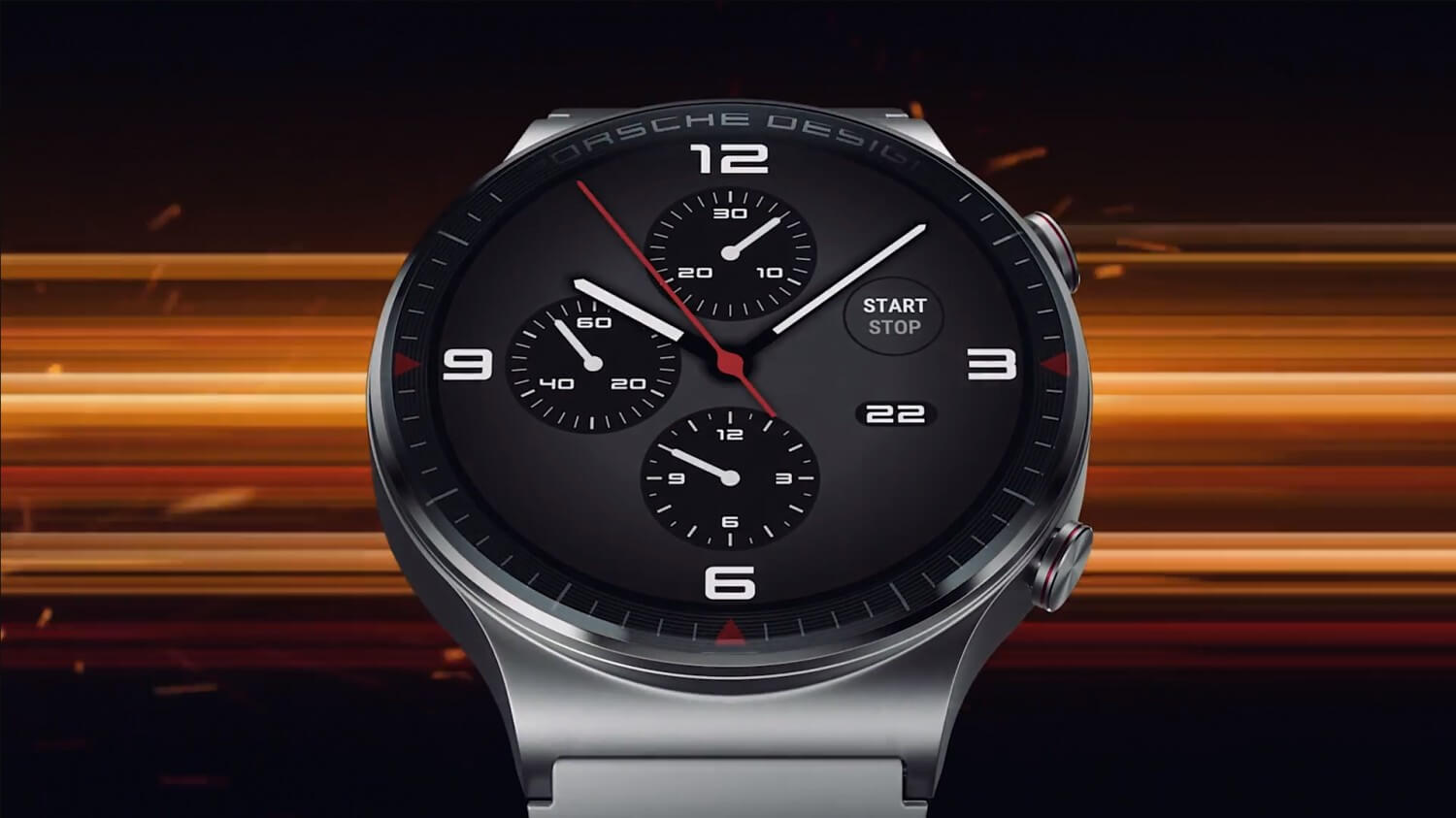 Huawei Watch GT 2 Porsche Design