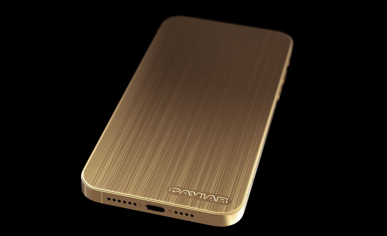 iPhone 12 Pro Stealth Gold