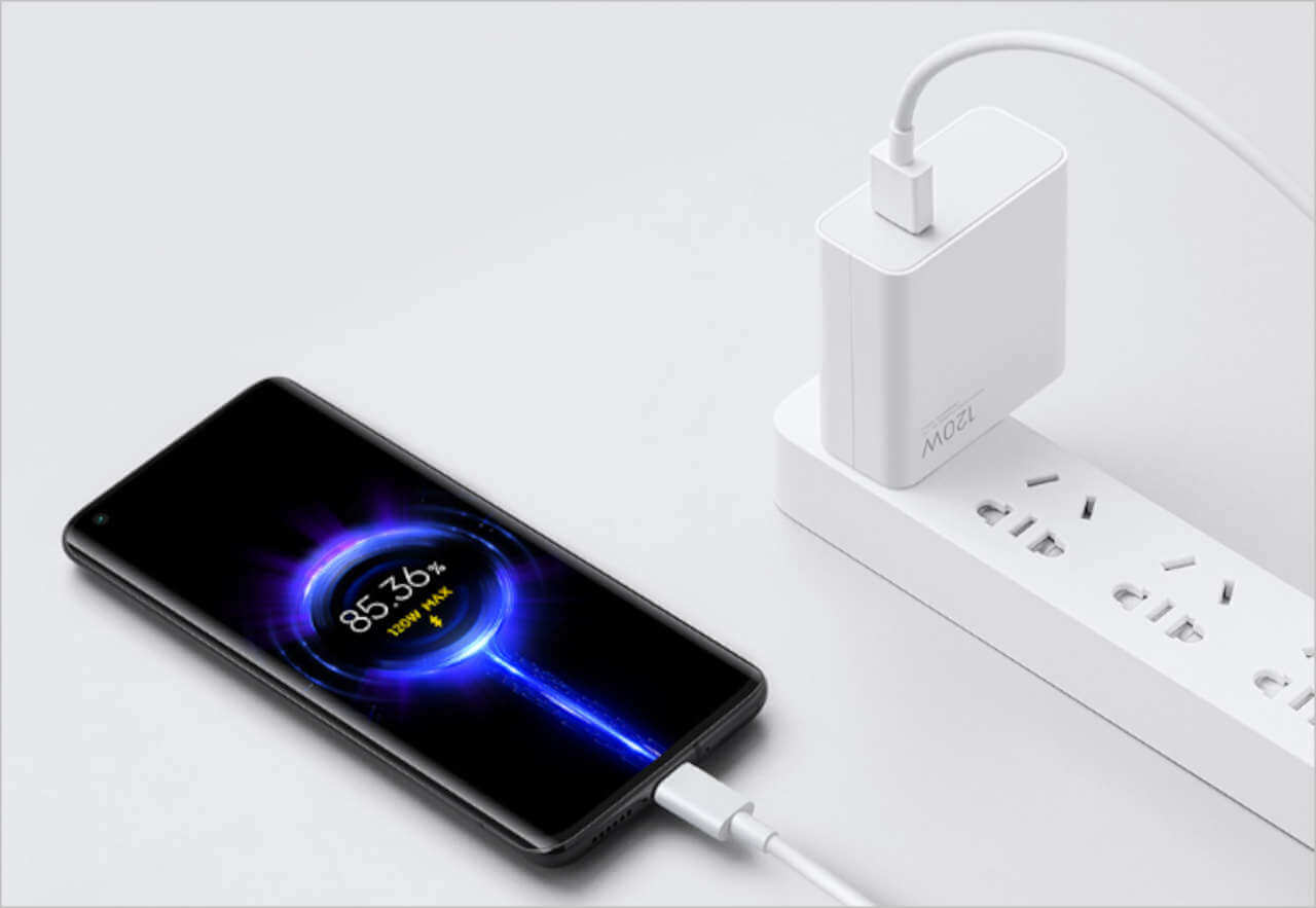 Mi Charger 120W