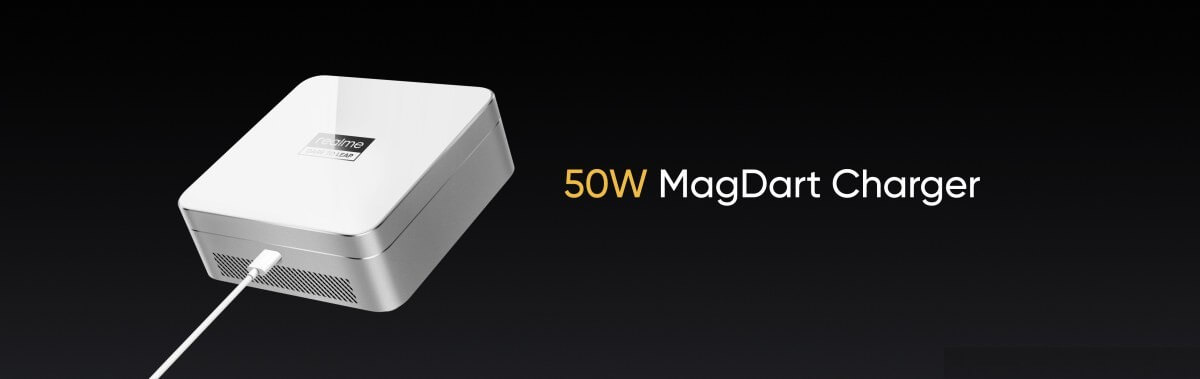 MagDart Charger 50W