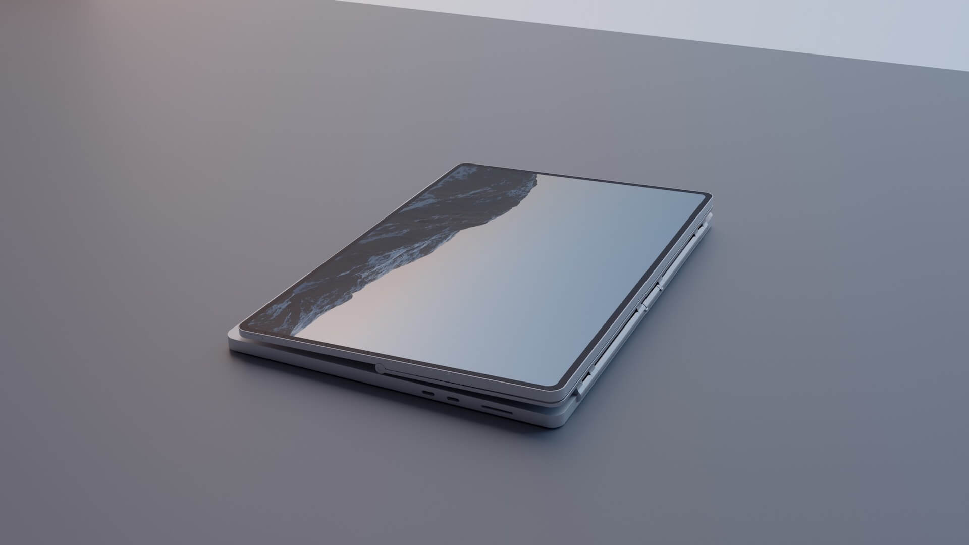 Microsoft Surface Book Concept