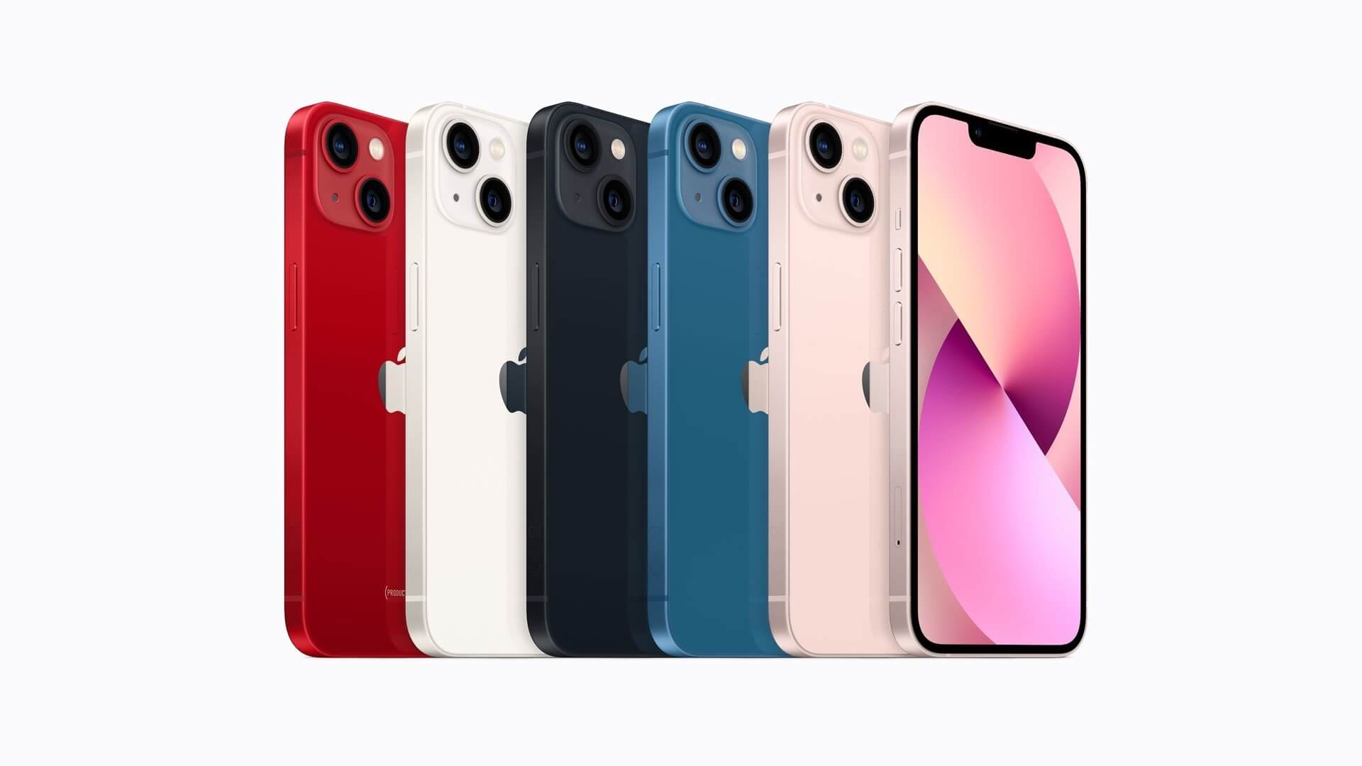 iPhone 13 All Colors