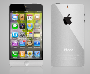 Apple iPhone 5S с 4