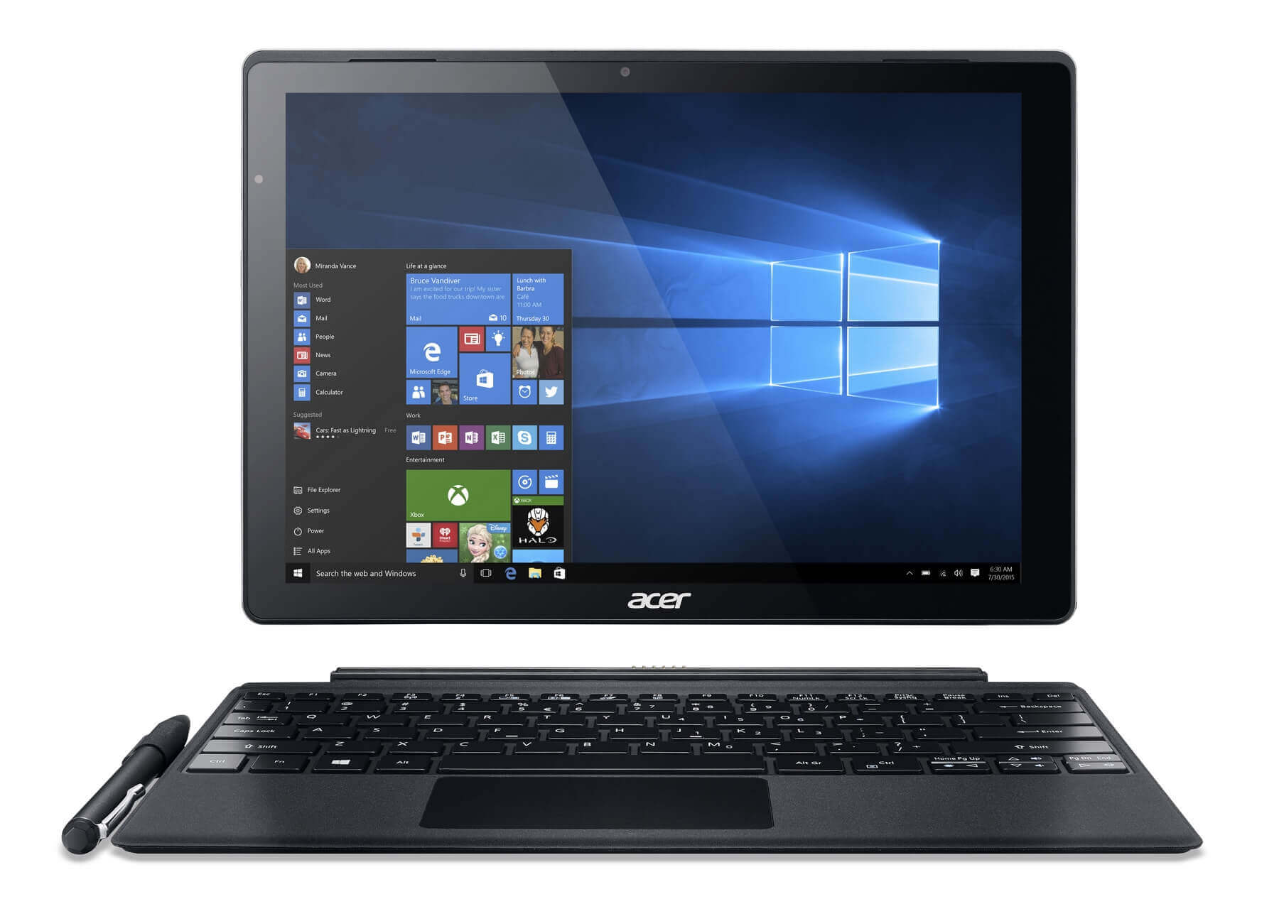 Acer Switch Alpha 12 доступен в РФ по предзаказу